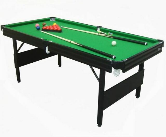 Crucible 6ft Snooker Table By Son For - How To Mark A 6ft Pool Table
