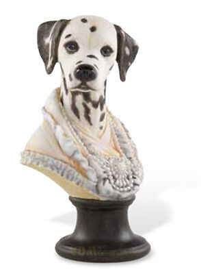 Goebel Aristo Dogs Porzellan Büste Général von Blackweter Thierry Poncelet Hund