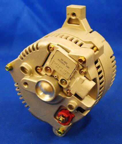 New Alternator fits Ford F-250 1995-1996 /& F-350 1995-1997 /& F53 95-97 7.5L 95A