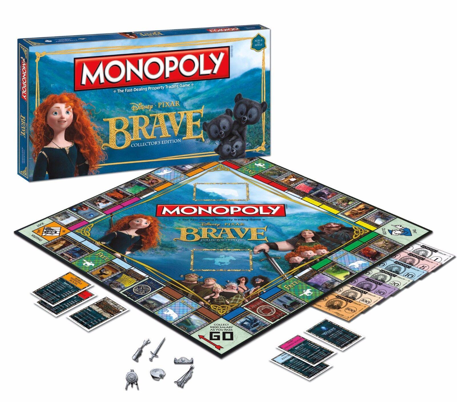 31534 monopolio Valiente rápido Propiedad Comercial Juego De Regalo o artículo de coleccionistas