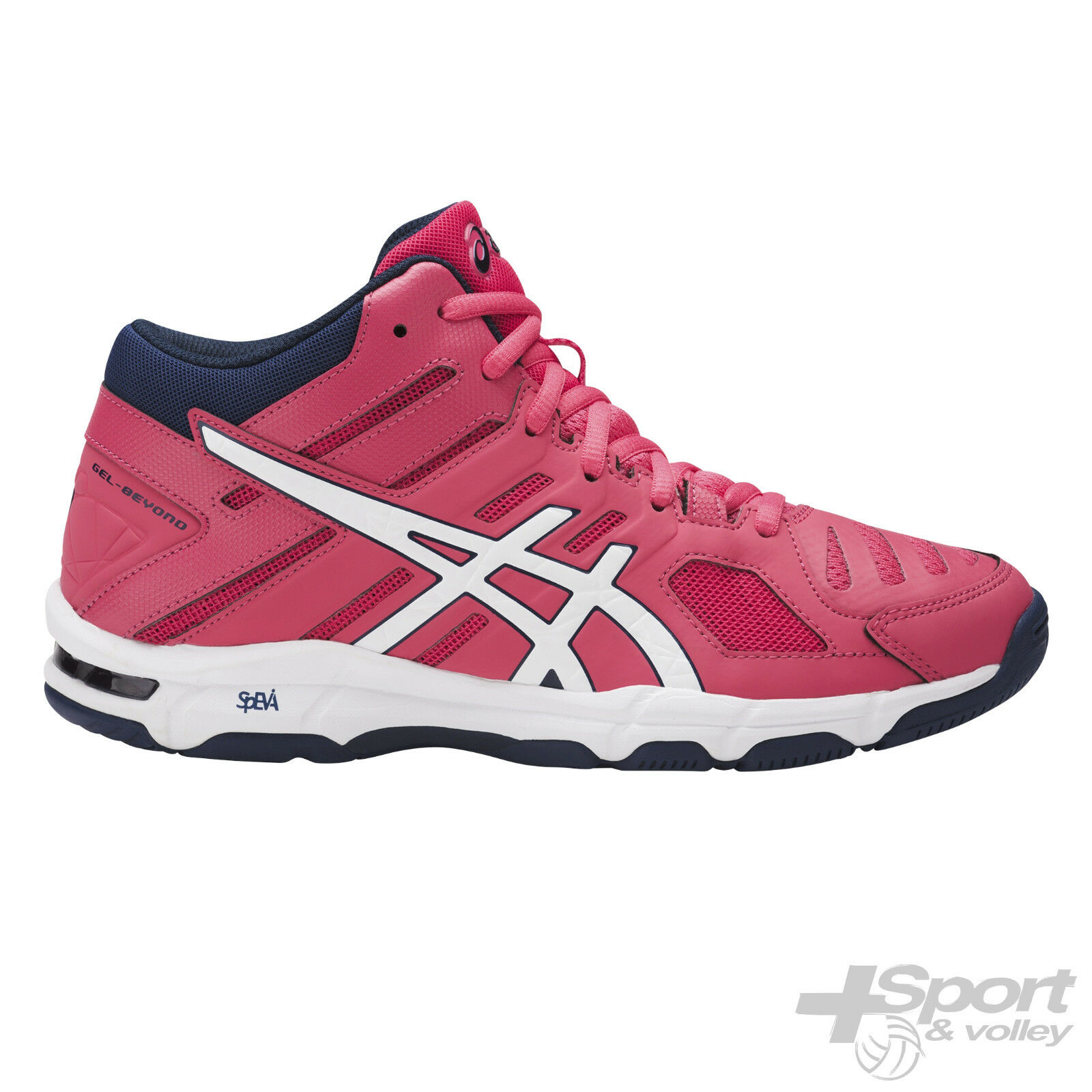 Chaussure volleyball Asics Gel Beyond 5 Mid Woman B650N 1901