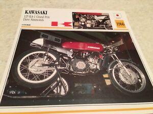 Plug Motorcycle Collection Atlas Motorcycle Kawasaki 125 Ka1 Dave