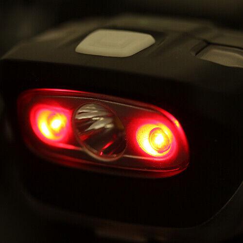 Gardner Head Torch ATT Pulsar USB Rechargable LED