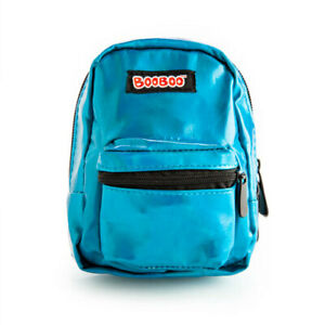 BooBoo-MINI-BACKPACK-IRIDESCENT-BLUE-Great-Item-For-Busy-People-On-The-Go