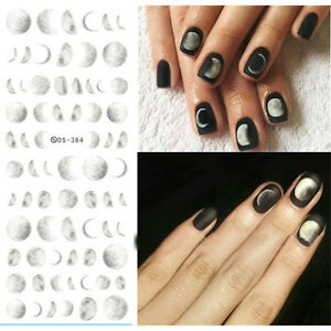 das bild wird geladen 1 blatt nagel kunst sticker wasser ubertragen decal - Nagel Muster