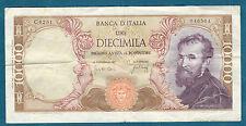 ITALIE - 10000 LIRE Pick n° 97c. du 20-5-1966. en TTB   C0251 046504