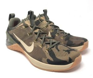 fd3bd8843 Nike Metcon DSX Flyknit 2 Mens Cross Training Shoes Olive 924423-300 ...