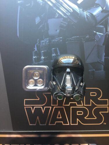 Hot Toys sw rogue un mort trooper spécialiste led casque sculpter loose échelle 1/6