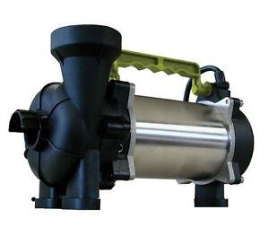 Aquascape 20002 Pro 3000 gph Pond Pump -stainless steel 2 ...