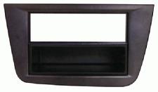 Radio-Rahmen 2ISO-ISO schwarz Seat Altea  11 - Toledo FR 05