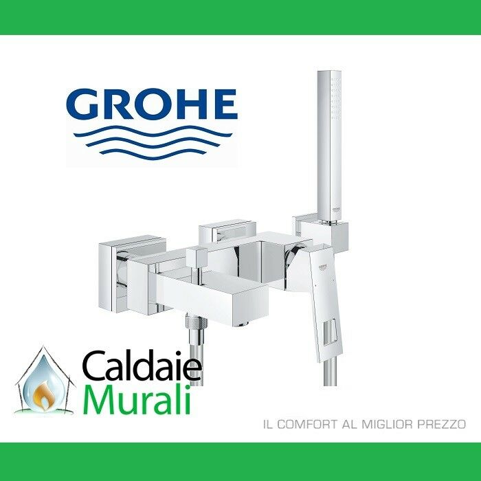 GROHE - MISCELATORE MONOCOMANDO DA 1 2  per vasca-doccia EUROCUBE 2314 0000