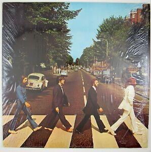 BEATLES-Abbey-Road-LP-1976-ROCK-NM-NM-ORANGE-CAPITOL-LABEL