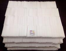 400 BULK PACK Magic Sponge Eraser Melamine Cleaning Multi-Functional Foam USA