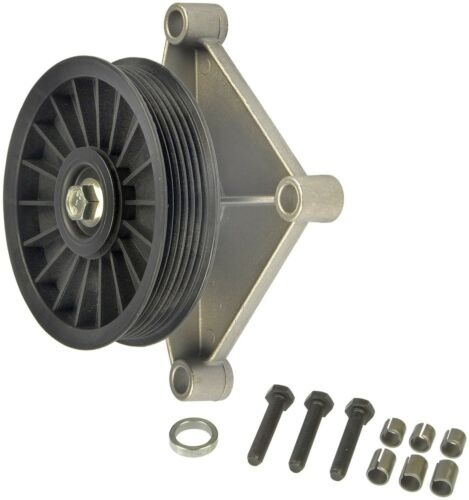 A//C Compressor Bypass Pulley-Air Conditioning Bypass Pulley Boxed Dorman 34195