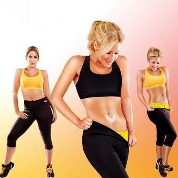 Neopren Sauna Top Bra Fitness Thermoeffekt Sport S M L XL