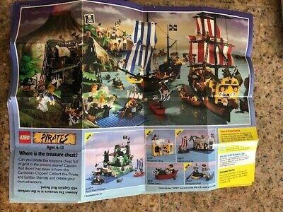 brochure LEGO system  Booklet 1991 Legoland catalog