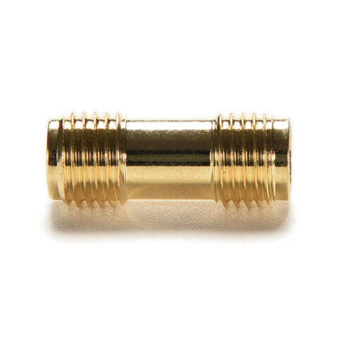 Nice Gold plating Adapter SMA female to SMA female jack RF connector straight TO