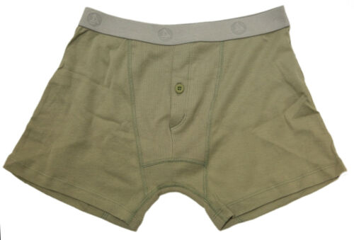 PETIT BATEAU Boy/'s Boxer Briefs Olive Green Elastic Waist Age 16 Yrs NEW $26