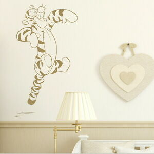 TIGGER-WHINNIE-THE-POOH-wall-sticker-art-decal-giant-stencil-vinyl-mural-bn64