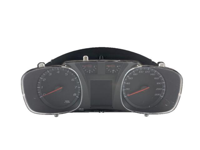 2013-2017 Chevrolet Equinox Speedometer KM/H Instrument Cluster OEM