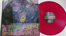 LP Strange FLOWERS ortoflorovivaistica PURPLE VINYL 100 copies Nasoni 050-MINT