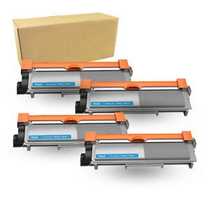 4PK-TN660-Toner-Cartridge-for-Brother-TN630-HL-L2320D-L2340DW-MFC-L2700DW
