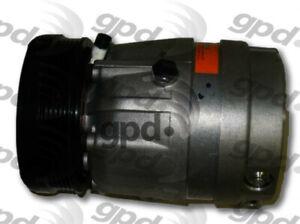A//C Compressor Fits Chev Cavalier Malibu Pontiac Grand Am Sunfire OEM V5  57991