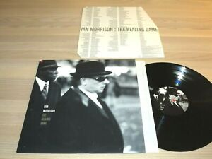 Van-MORRISON-LP-The-Healing-GAME-1997-UK-537101-1-Press-in-MINT