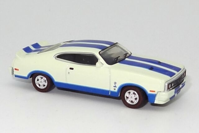 1:87 1978 XC COBRA COUPE - NEW DIECAST IN DISPLAY CASE