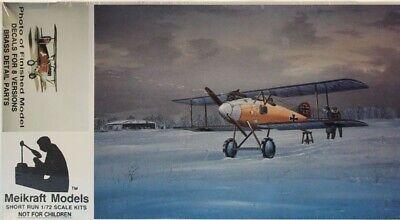 Grumman F8F-2 Bearcat with resin details. 1:72 ART Model #7201