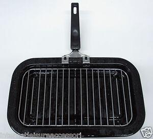 Falcon Housewares Caravan Grill Pan and Handle - Caravan/Motorhome/Camping