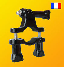 Support fixation caméra GoPro Hero 1 2 3 3+ 4 5 moto vélo guidon scooter quad