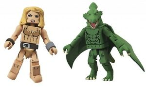 Marvel Minimates série 51 Shanna the She-devil