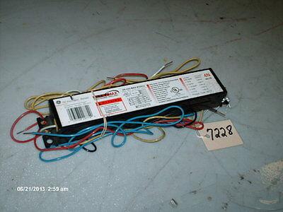 4 Lamp T8 Ballast GE432MAX-N Ultra 78627 120-277 Volts New