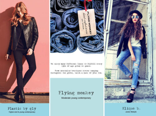 27 Ny Monkey Hem Destroyed Jeans L9268 Inch Flying Nwt Grey Udgivet 0wqvnad