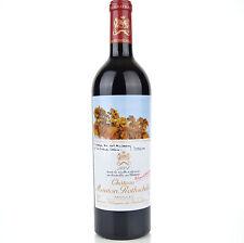 1 BOUTEILLE Chateau Mouton Rothschild 2004 1er Cru Classe 1855  PAUILLAC