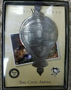 2012 Pittsburgh Penguins Civic Arena Roof Ornament Stanley