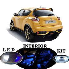 LED Package - Interior + License + Reverse / Backup  for Nissan Juke (11 Pcs)