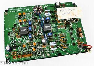 Japan Radio JRC JST-245 Amateur Transceiver Power Amplifier #CAH-449-2 FOR PARTS