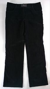 Absolu-Pants-Made-in-France-Womens-32-5-x-28-5-Actual-Velveteen-Designer-Soft