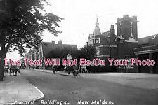 SU 26 - Council Buildings, New Malden, Surrey - 6x4 Photo