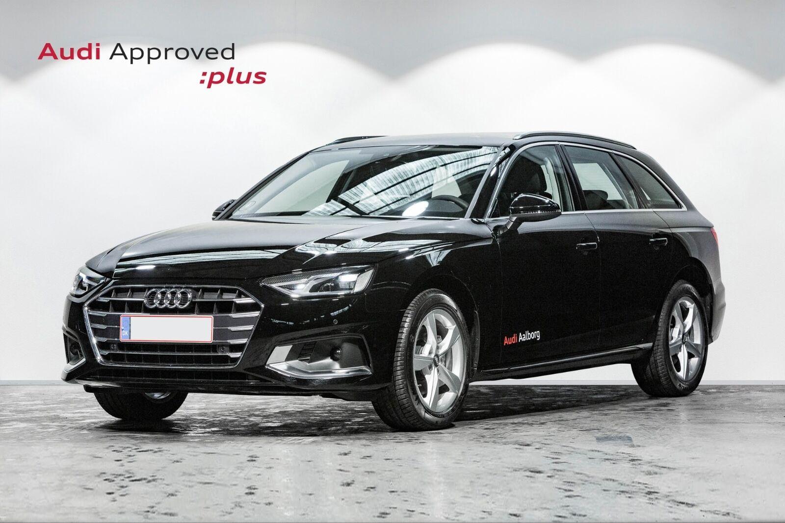 Audi A4 35 TFSi Advanced Avant S-tr. 5d - 399.000 kr.