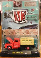 2010 M2 Machines Release 15 Auto Trucks 1956 Ford F-100 Tom Davis Farms