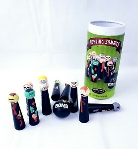 Front-Porch-Classics-Bowling-Zombies-Tabletop-Game-Wooden-Game-Family