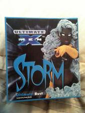 Diamond Select: Ultimate X-MEN-Tempesta sul busto, Nuovo di zecca con scatola, 2002