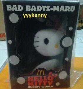 Year-2014-Singapore-Hello-Kitty-Bubbly-World-BAD-Badtz-Maru-from-Mcdonalds