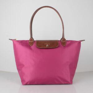 af52619d123c Image is loading Authentic-Longchamp-Le-Pliage-Large-Tote-Bag-Hot-