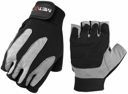 Gym Weight Lifting Gloves Men Training Gym Workout Bodybuilding Fitness Cycling