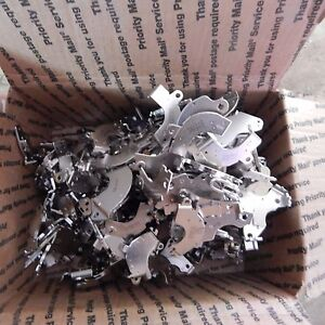 Lot of 75 HDD Neodymium Magnets for Scrap or Re-USE