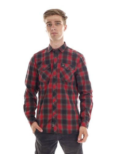 O´Neill Leisure Shirt Wood Chopper Shirt Violator Flannel Grey